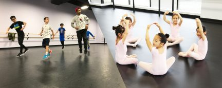 MBT-Gaithersburg Fall Open House - Free Sample Classes