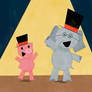 Elephant and Piggie's We Are In A Play!