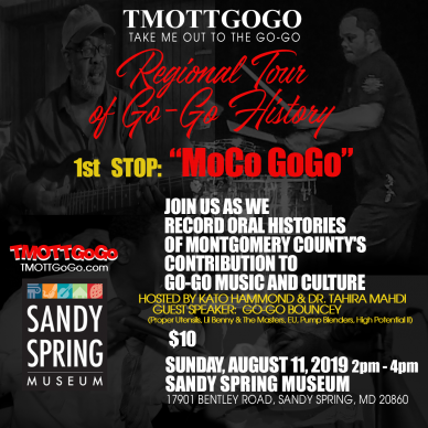 Take Me Out to the MoCo Go-Go!