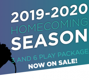 Round House Theatre's 2019/2020 Homecoming Season