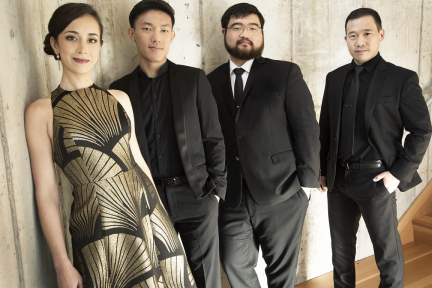 Parker Quartet & Boston Symphony Orchestra String Quartets