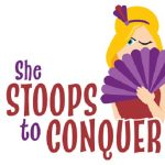 """She Stoops to Conquer"" presented by Rockville Lit..."