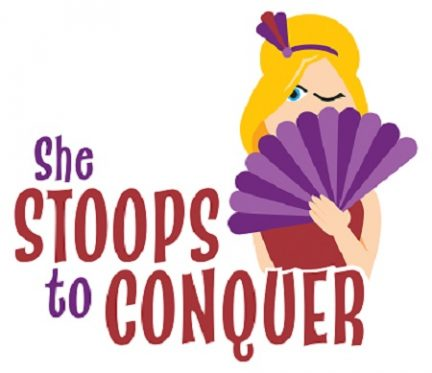 """""""She Stoops to Conquer"""" presented by Rockville Lit..."""