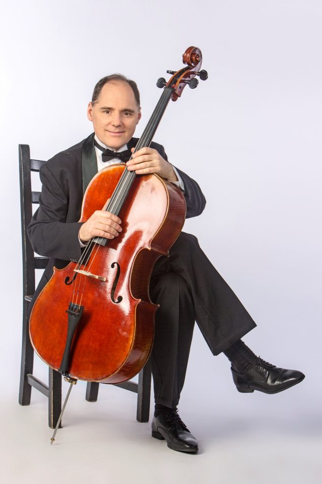 Vasily Popov is artistic director of the Levine Chamber Orchestra of Levine Music.