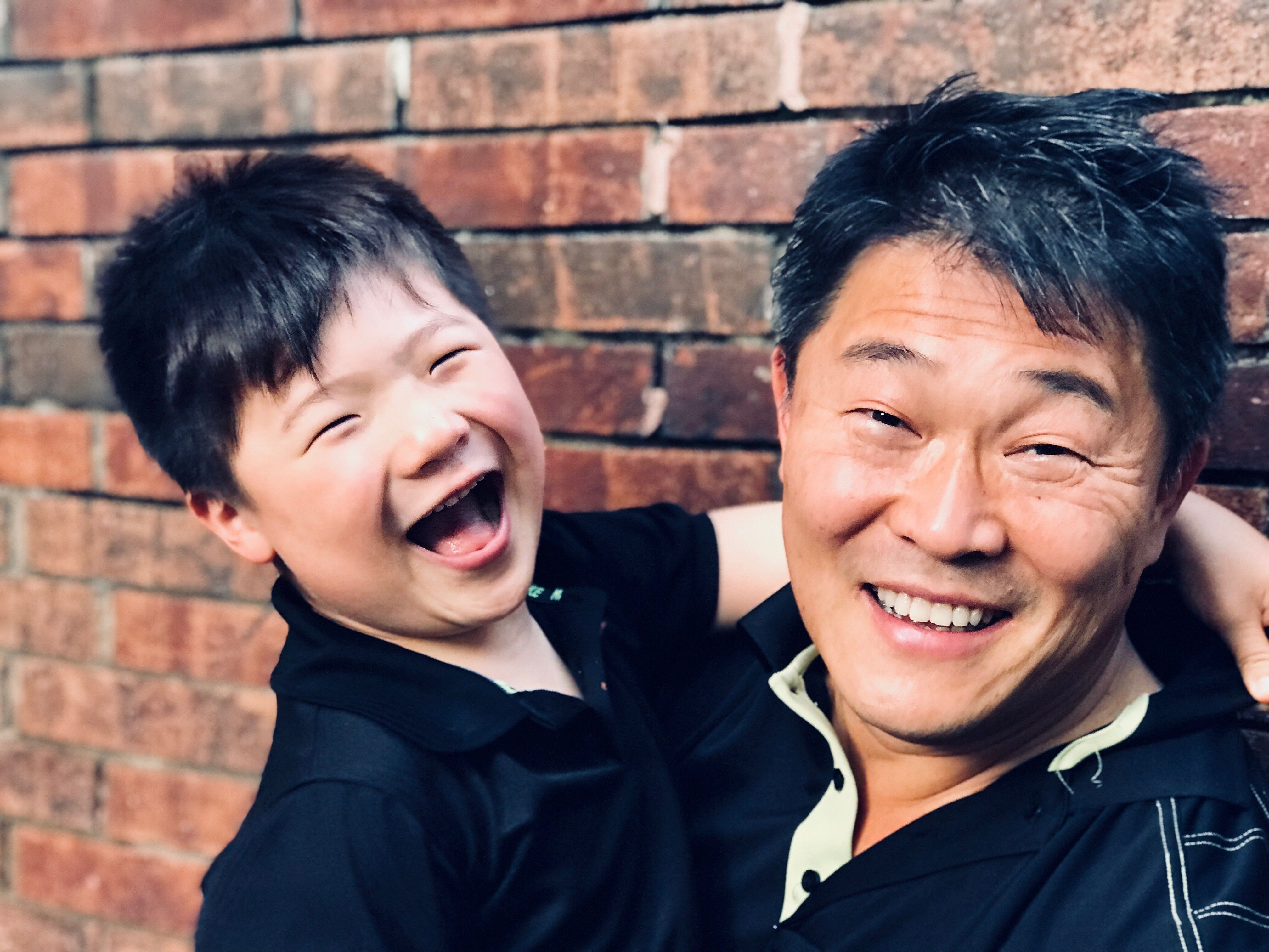 A dad as well as a theatre professional, Chil Kong looks forward to bringing his wife and son to Montgomery County, not far from where he grew up.