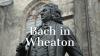 Concierto Conversatorio en Wheaton con Bach: Jesús, mi alegría (en Aleman)