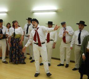 Maritime Voices at TKPK Folk Fest