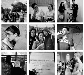Raising Generation Peace Photography Exhibit