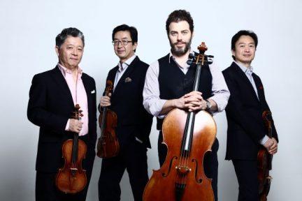 SHANGHAI QUARTET & ALEXANDER FITERSTEIN, String Quartet + Clarinet