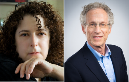 Author Talk: Margalit Fox and Edward Berenson in conversation