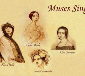 "Bel Cantanti Opera - Concert ""Muses Sing!"" Art Songs by Women Composers"