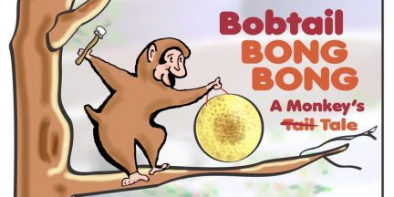 "InterAct Story Theatre presents the world premiere of ""Bobtail Bong Bong: A Monkey's Tale"". A new play made just for early childhood, and you're invited!"