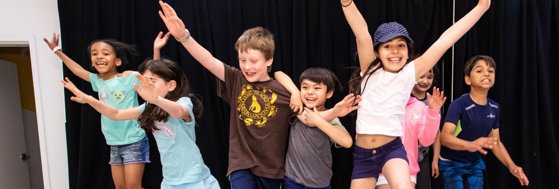Guide to Children's Arts Activities