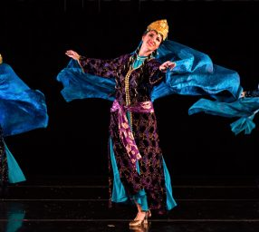Dance Journey Along the Silk Road