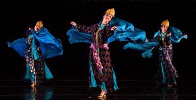 Dance Journey Along the Silk Road