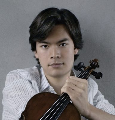 BSO Presents Mozart Violin Concerto
