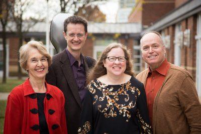 25th Musical Arts Internationl presents Left Bank Quartet