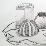 Drawing for Beginners (adult art workshop)