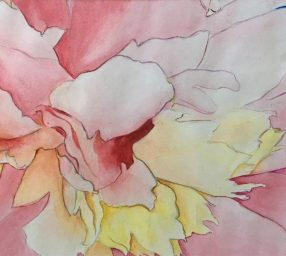Watercolor Florals (adult art workshop)