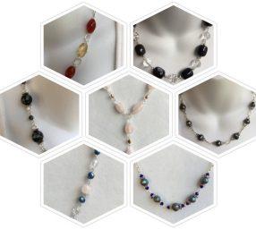 Jewelry Workshop: Basic Bead & Wire Techniques (adult art workshop)