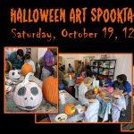 Halloween Art Spooktacular