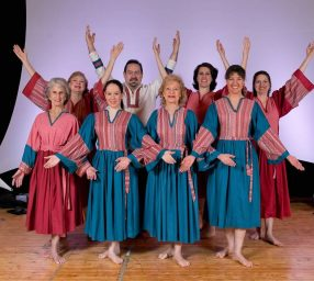 Tapestry: Kinor Dancers Celebrate 47 Years