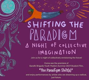 Shifting the Paradigm: A night of collective imagination