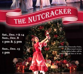 Metropolitan Ballet Theatre's 31st Annual Production of The Nutcracker