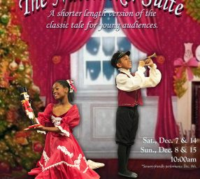 MBT's The Nutcracker Suite, Sensory-friendly performance