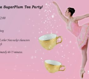 Sugar Plum Tea Party at Metropolitan Ballet Theatre