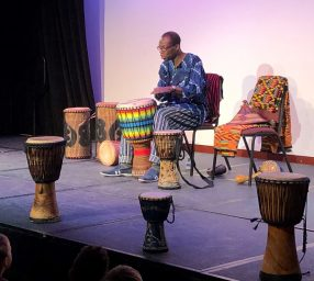 Kofi Dennis & Performing Arts Center for African Culture, Wheaton Family Theatre Series Event