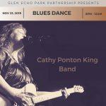 Blues Dance with Cathy Ponton King Band