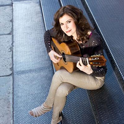 Guitarist Sharon Isbin: Practice Workshop and Inte...