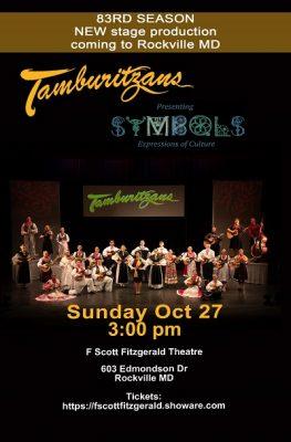 Tamburitzans present 'Symbols – Expressions of...