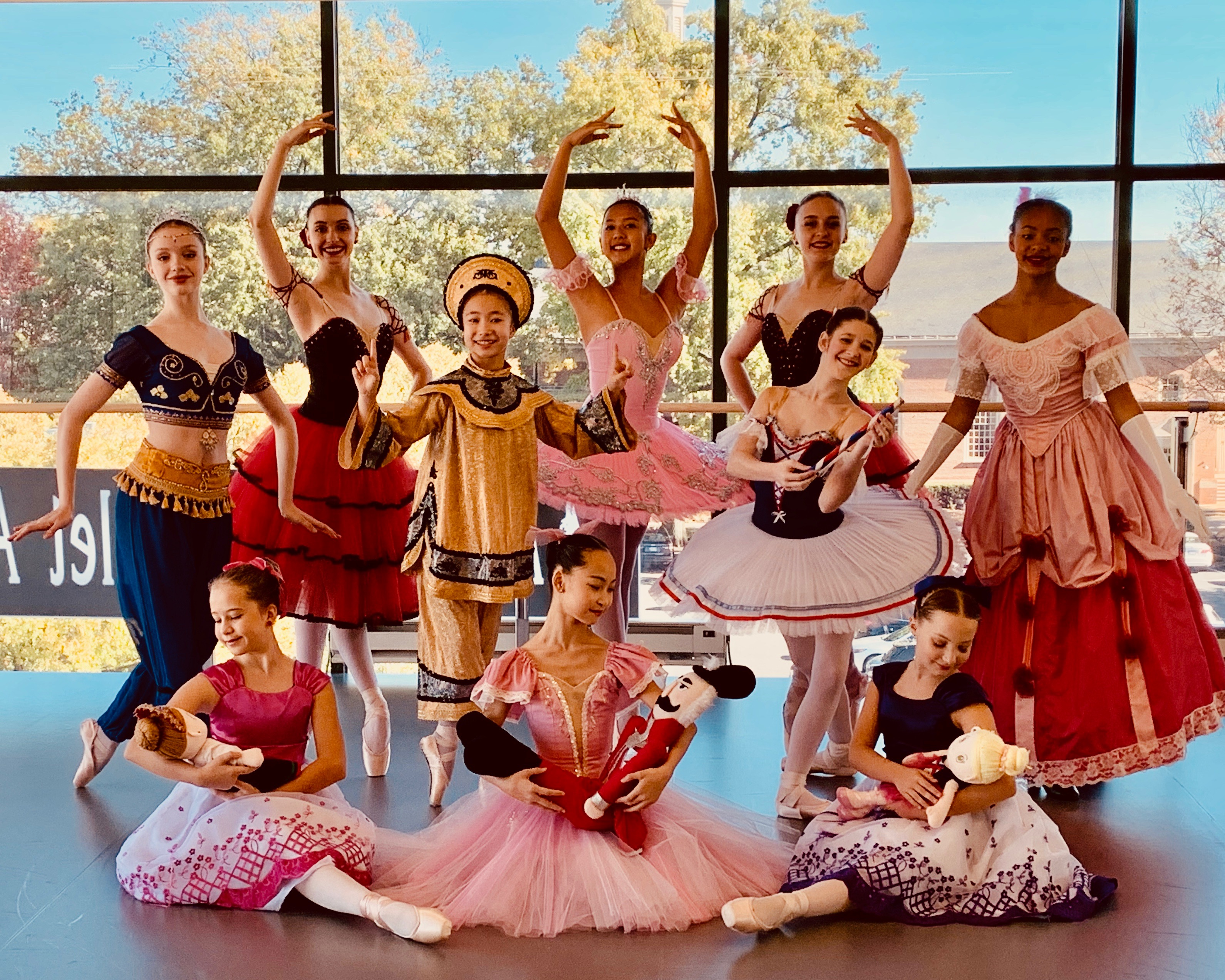 "Akhmedova Ballet Academy's ""Nutcracker Night."""