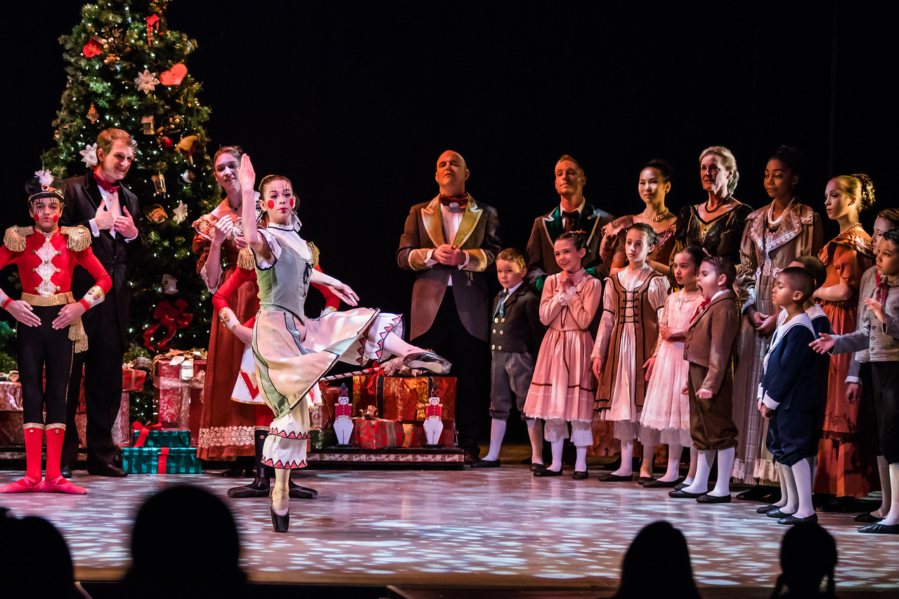 "Olney Ballet Theatre's ""The Nutcracker"""