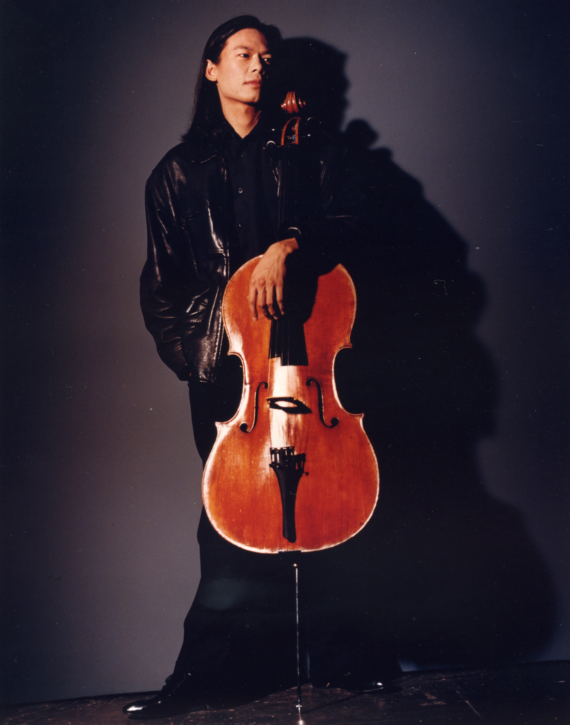 Cellist Felix Fan