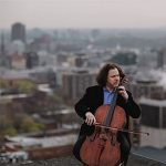 Matt Haimovitz, cello & Laura Colgate, violin