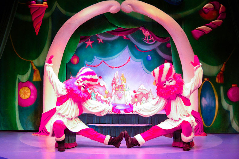 """The Puppet Co. Playhouse's """"The Nutcracker"""""""