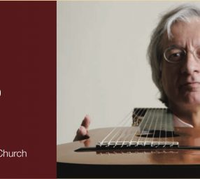 Marlow Guitar Series Presents Alvaro Pierri