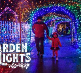 Gardens of Lights Exhibit