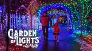 Gardens of Lights Exhibit