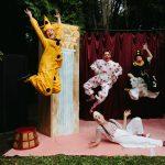 Preposterous! A Happenstance Clown Circus, Wheaton...