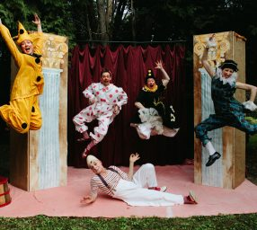 Preposterous! A Happenstance Clown Circus, Wheaton Family Theatre Series Event