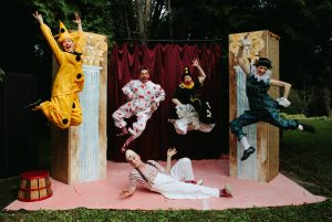 Preposterous! A Happenstance Clown Circus, Wheaton Family Theatre Series Event