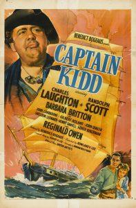 Matinee Saturday: Captain Kidd
