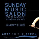 Sunday Music Salon - Folk Re-Imagined 1, España &...