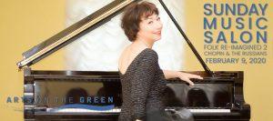 Sunday Music Salon - Folk Re-Imagined 2, Chopin &a...
