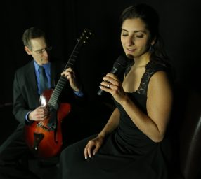 Steve Herberman & Lena Seikaly Duo