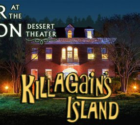Murder at the Mansion Dessert Theater: Kill Again's Island